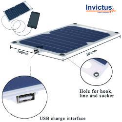04.08.0010_INVICTUS_SRUSB-5_solar_charger_with_USB_5W