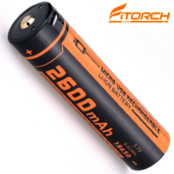 08.05.0023_FITORCH_UC26R_18650-LITHIUM_BATTERY-2600mAH_PALS