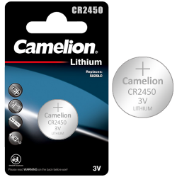08.11.0006_CAMELION_2450_LITHIUM_CELL_BATTERY_PALS